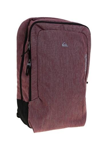 Quiksilver Quiksilver Everyday Backpack Polyesterli Koyu Unisex Sırt Çantası Kırmızı